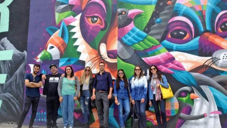 Graffiti Street art walking tour Bushwick, Brooklyn