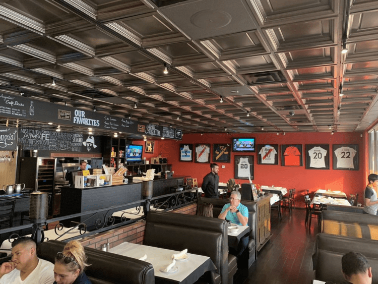 Argentinian cuisine at Buenos Aries Grill