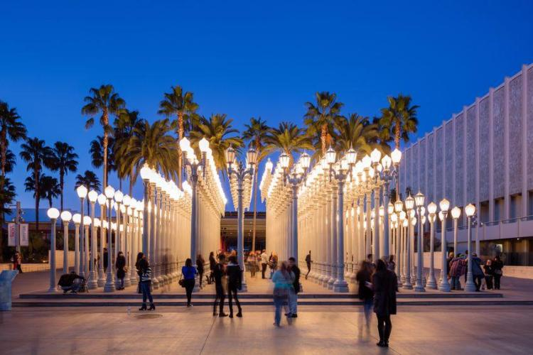Los angeles country museum of art