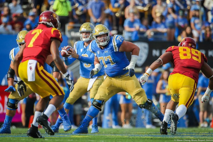 UCLA Bruins in play