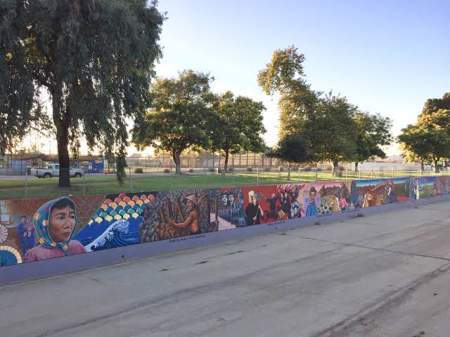 great Wall of los angeles