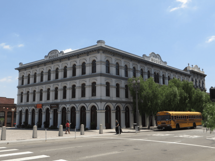 haunted tales of downtown la tour