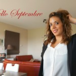 Hello septembre!