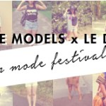 En mode Festival avec la Team défi Look et WAM