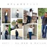 Défi look WAM & Balsamik #FlarePlay