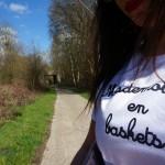 Mademoiselle en Basket