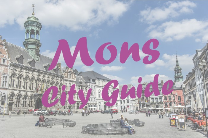 Mons city guide logo