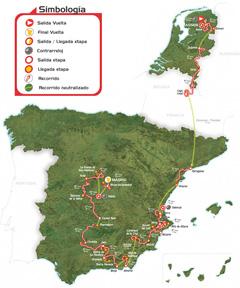 Espainiako Vuelta 2009