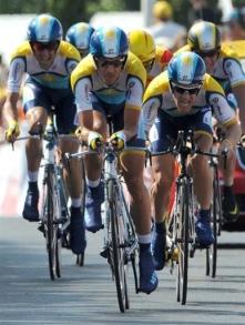 Astana. 4. etapan garaipena