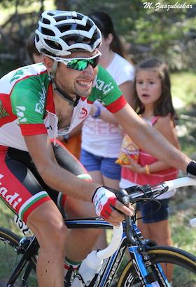Mikel Bizkarra Euskadi taldean
