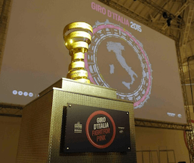 Italiako Giroa 2015