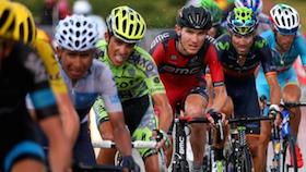 Froome, Quintana, Contador, Van Garderen, Valverde eta NIbali