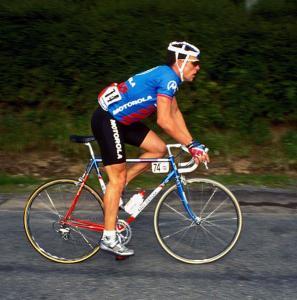 Lance Armstrong, Motorola taldeko maillotarekin