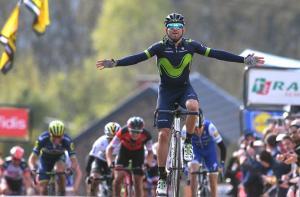 Valverdek bosgarren aldiz irabazi du Fleche-Wallonne klasikoa