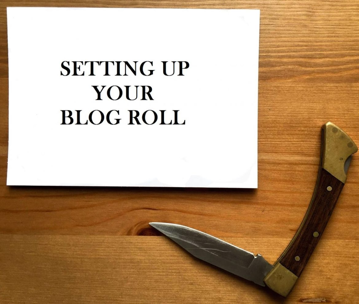 Rock into your own Blog Roll