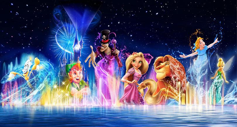 #1 - Le Disney Tag ! (1/6)