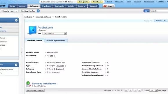 software-license-management