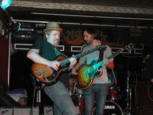 Jake Eckert et Andrew Block