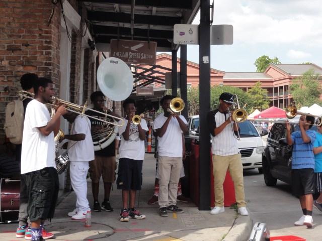 Brass Band de rue