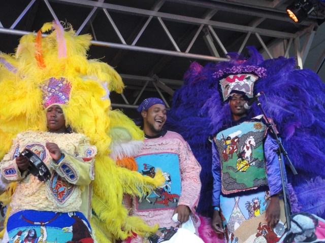 """""""Mardi Gras Indians"""""""