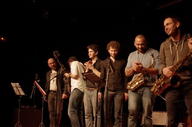 Paul Jarrett Trio + guests