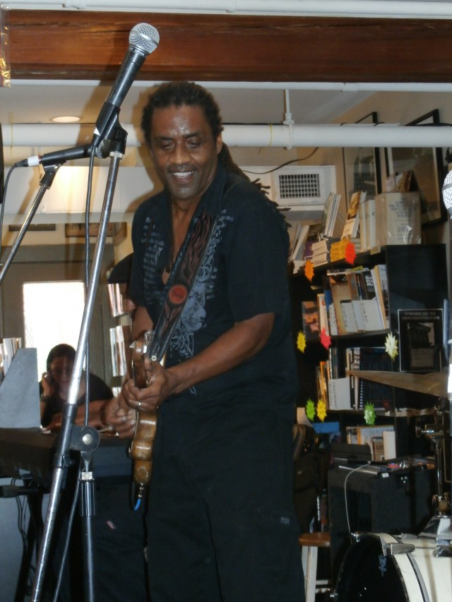 Kenny Neal at Music Factory
