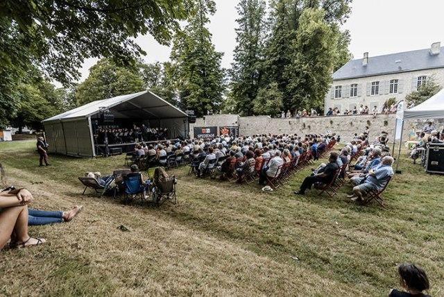 Surgères Brass Festival, day 1