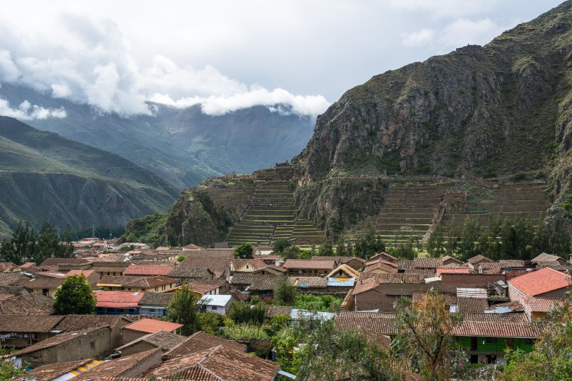 what to do in Ollantaytambo