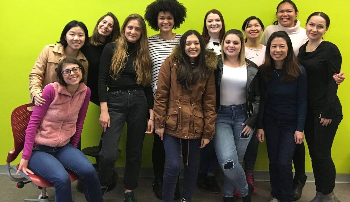 Migrant Women's Empowerment in the Workplace: Q&A with Arielle Kandel