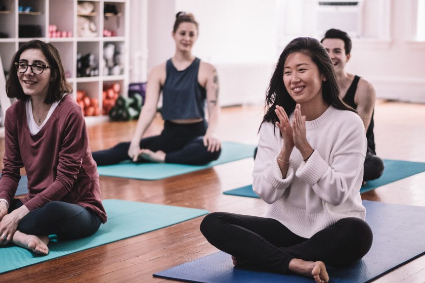 Yoga at Work: Support Survivors of Domestic & Sexual Abuse