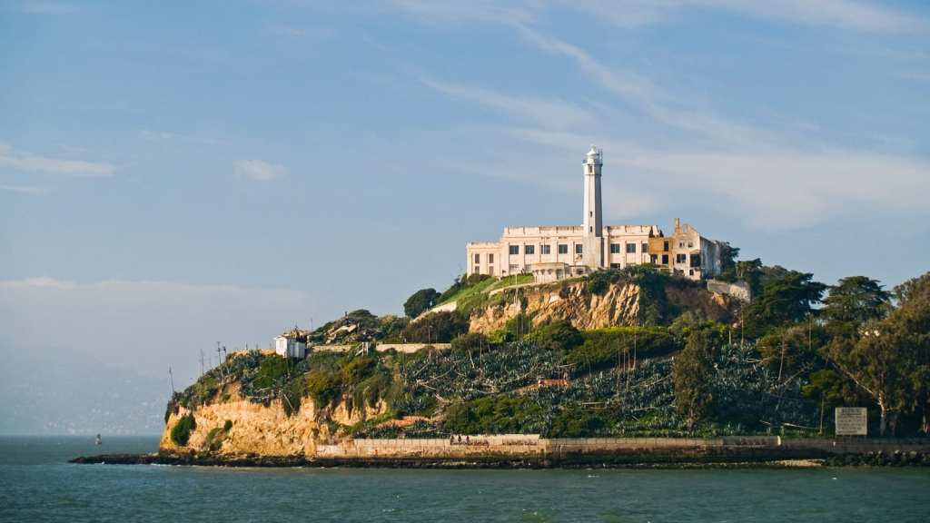 Alcatraz Island is widely considered one of the most haunted areas in the world.