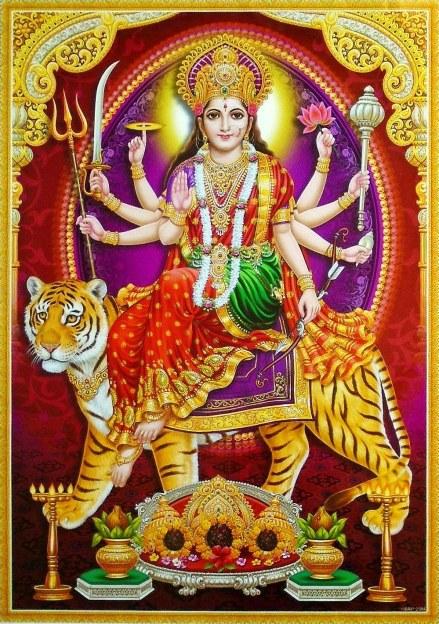 देवी का छठा स्वरूप माँ कात्यायनी