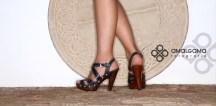 Zapatos círculo