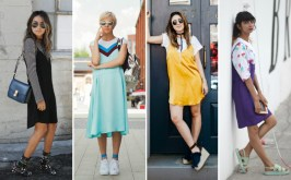 Trend-Slip-Dress-Over-T-shirt-Fashion-Coolture-Blog