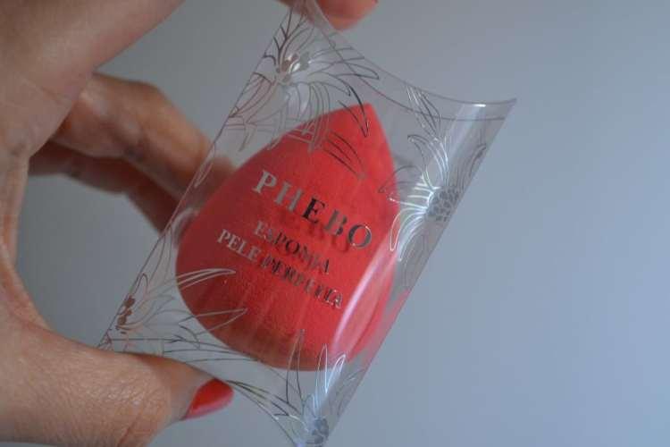 Esponja Pele Perfeita Phebo