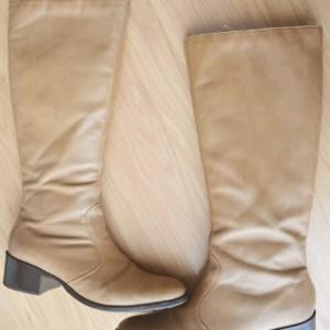 Cuidados com sapatos e botas de inverno