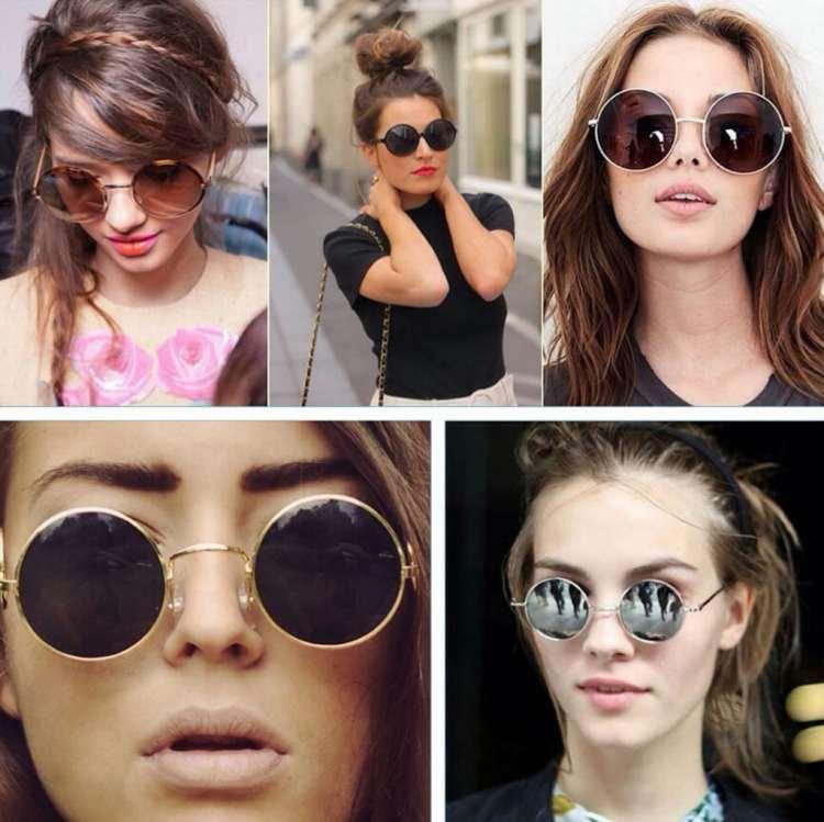 Oculos redondo3