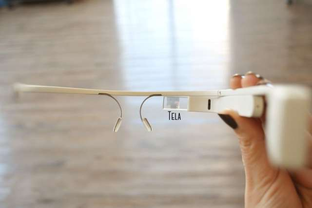 Google Glass_Tela