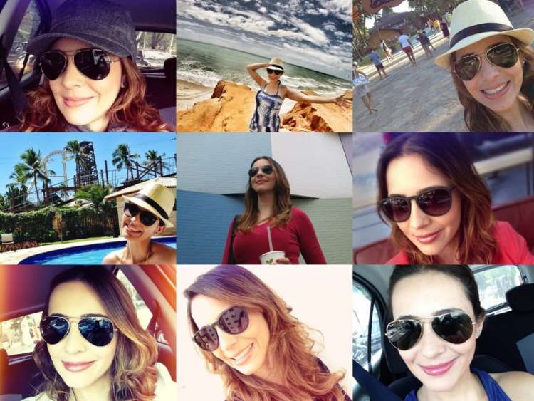 Modelos Rayban Fe Goncalves Blog A Melhor Escolha
