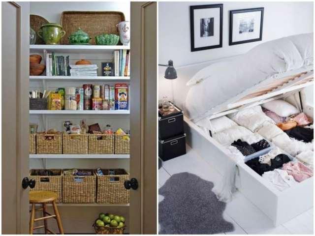 Dica organizador decoracao apartamento pequeno