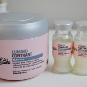 L'oreal Lumino e Power Contrast