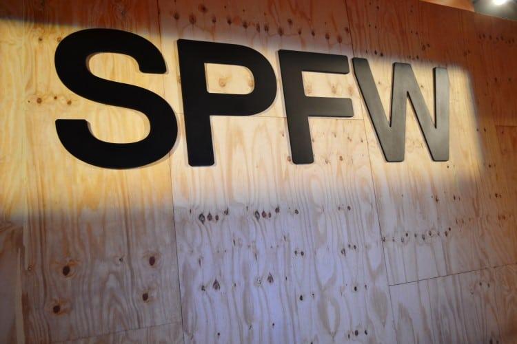 SPFW Verao 2016 Entrada