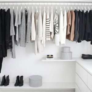 Organizando o guarda-roupa no inverno