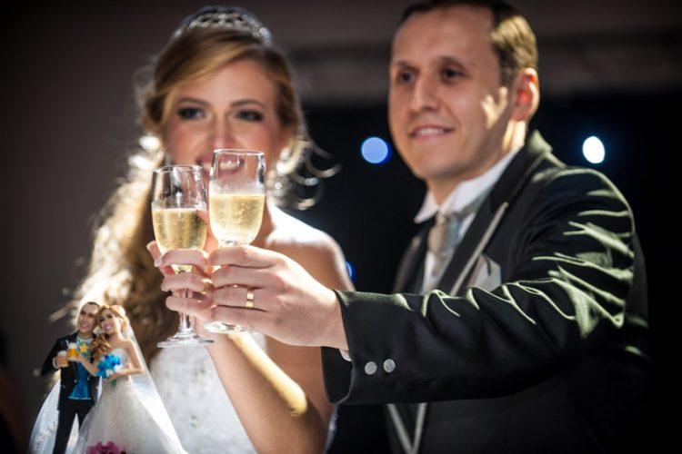 a melhor escolha_brinde noivos casamento