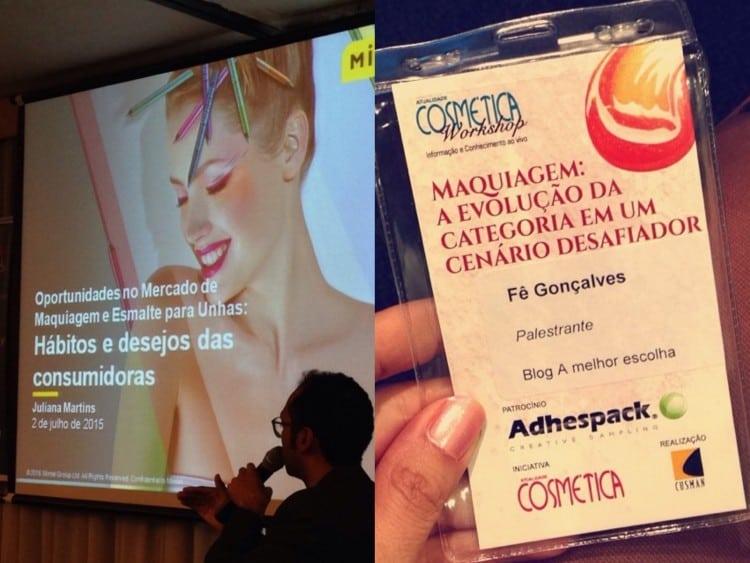 a melhor escolha_workshop revista atualidade cosmetica