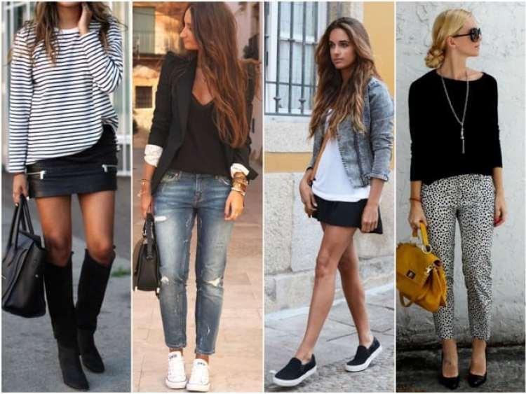 a melhor escolha_look branco e preto