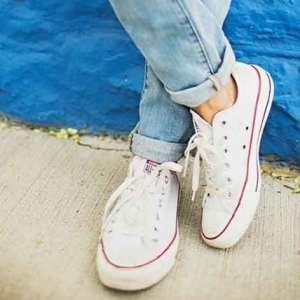 Inspiração: looks usando tênis branco