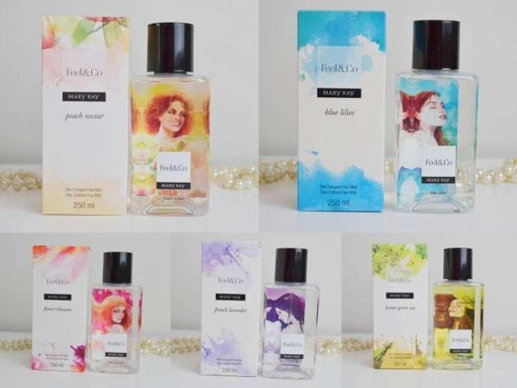 a melhor escolha_fragrancia mary kay feel&co colonia