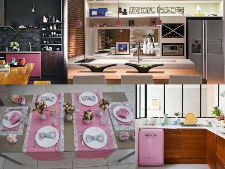 a melhor escolha_rosa quartzo na decoracao cozinha