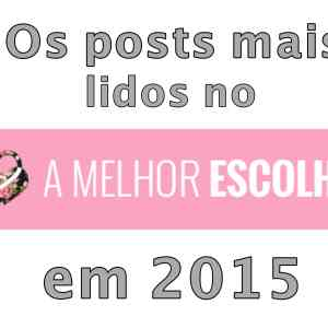 Top 2015: 12 Posts mais lidos